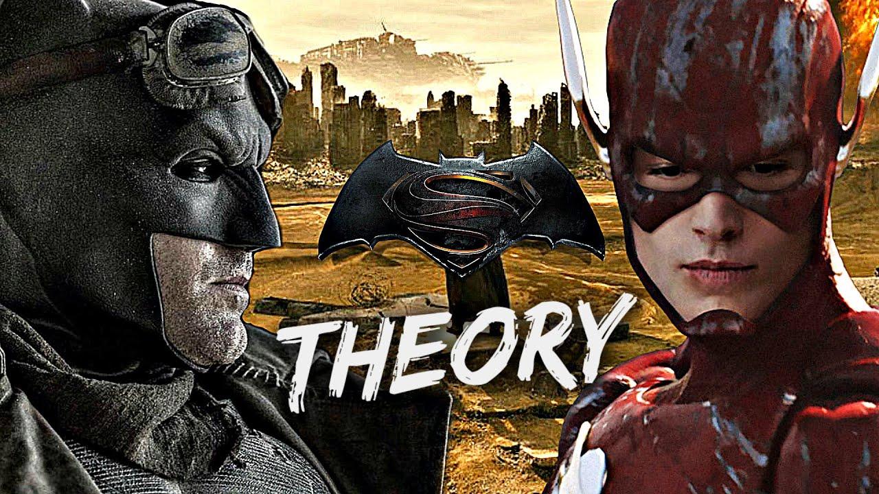 Batman v Superman: KNIGHTMARE THEORY! - YouTube