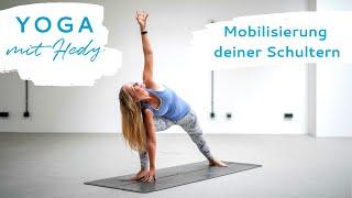 Yoga zur Mobilisierung deiner Schultern