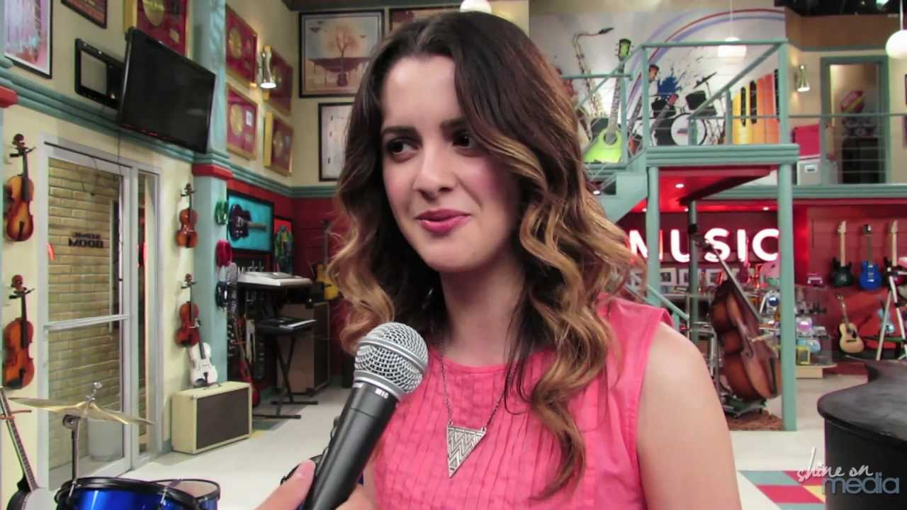 "laura marano talks ""austin & ally"" season 2"