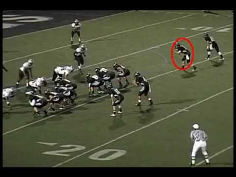 Chase Smith #5 WR 2010 Buena High School Highlight