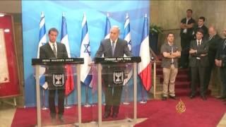 السيسي يطرح مبادرة للسلام بين الإسرائيليين والفلسطينيين