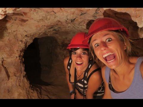 Unsere Reise durch Australien - Our Trip through Australia! (Video 7) : In Coober Pedy