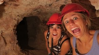 Unsere Reise durch Australien - Our Trip through Australia! (Video 7) : In Coober Pedy