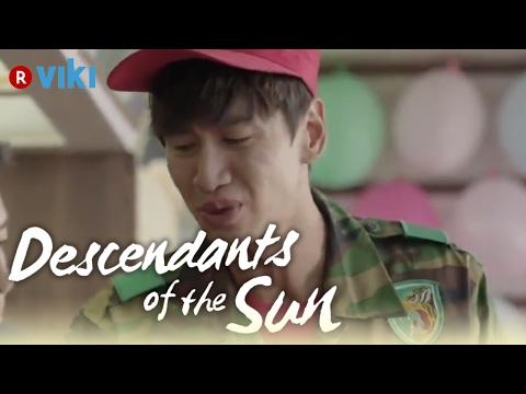 Descendants of the Sun - EP1 | Lee Kwang Soo Cameo [Eng Sub]