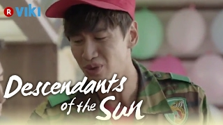 Descendants of the Sun - EP1   Lee Kwang Soo Cameo [Eng Sub]