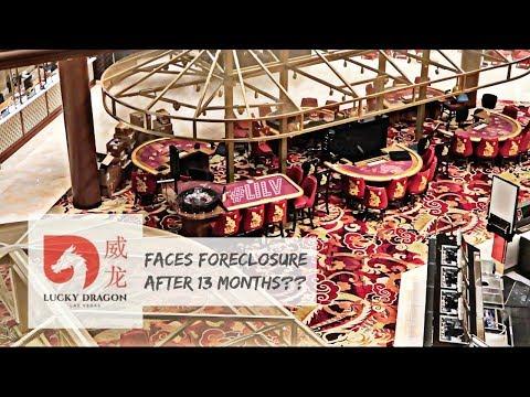 The Lucky Dragon Las Vegas faces Foreclosure???