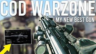 Call of Duty Warzone - My new BEST Gun!
