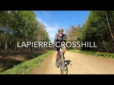 Test du gravel Lapierre Crosshill