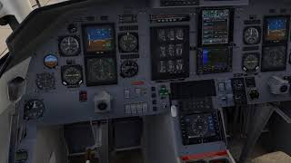 Carenado Pilatus PC12 X Plane - Back Flying Again