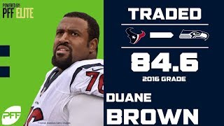NFL Trade Deadline 2017 Thoughts