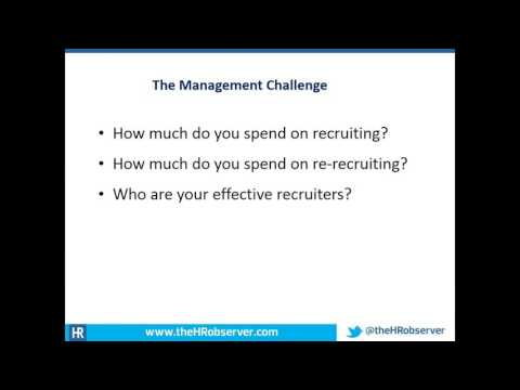 Webinar: The Management Challenge - Addressing Your Ideas And Questions On Employee Relations & HRM