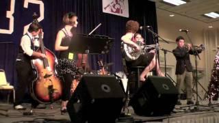 """Red Skunk Jipzee Swing Band  """"Who Walks In"""""""