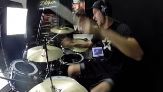 Aerosmith - Sweet Emotion - Drum Cover