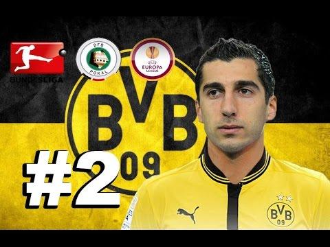 Henrikh Mkhitaryan #2 (Stream) - Borussia Dortmund - PES 2016 - Armenian/Հայերեն