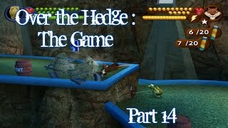 Over the Hedge : The Game - Gameplay - Part 14 - English - PC