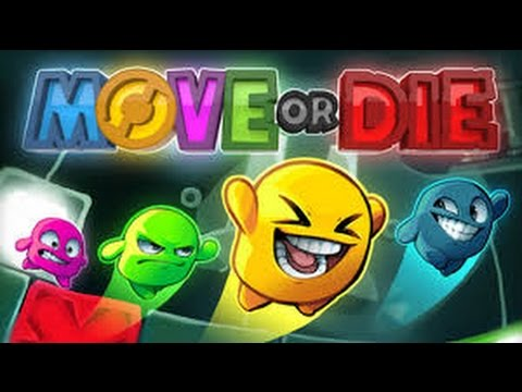 IMMA GO CRY...I LOST AGAIN!!-MOVE OR DIE (PART 3)