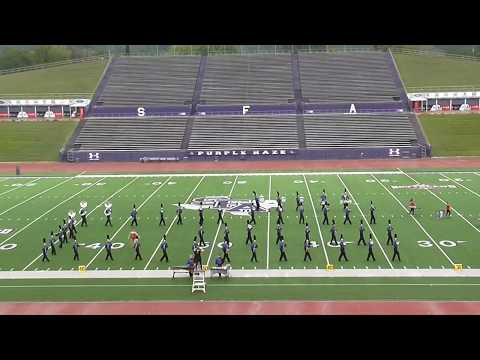 Mt. Enterprise HS Marching Contest 2018