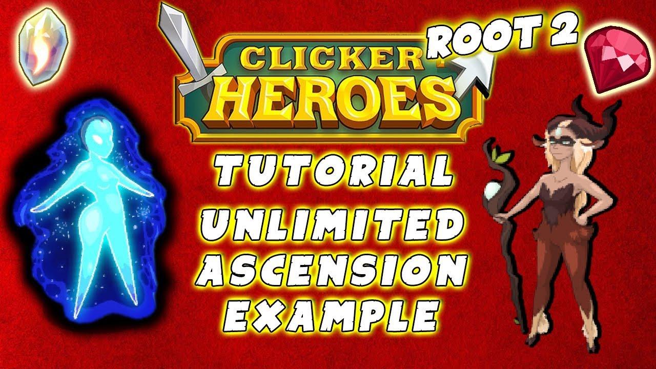 clicker heroes root 2
