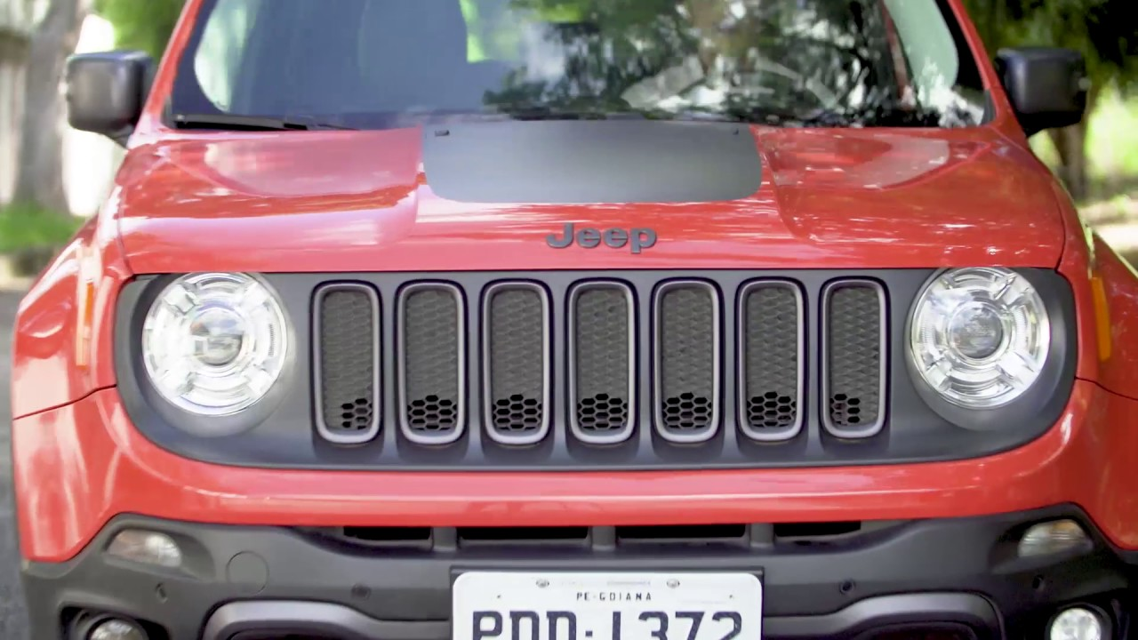 Como Funciona Start Stop Do Jeep Renegade Youtube