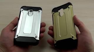 ОБЗОР: Комбинированный Чехол-Накладка для Xiaomi Redmi 4 Prime/ Pro (Силикон + Поликарбонат)(Цена и наличие тут: ..., 2017-03-10T13:35:20.000Z)