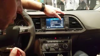 Seat Samsung e SAP per la connected car