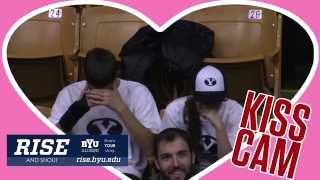 Repeat youtube video BYU-Portland Basketball Kiss Cam