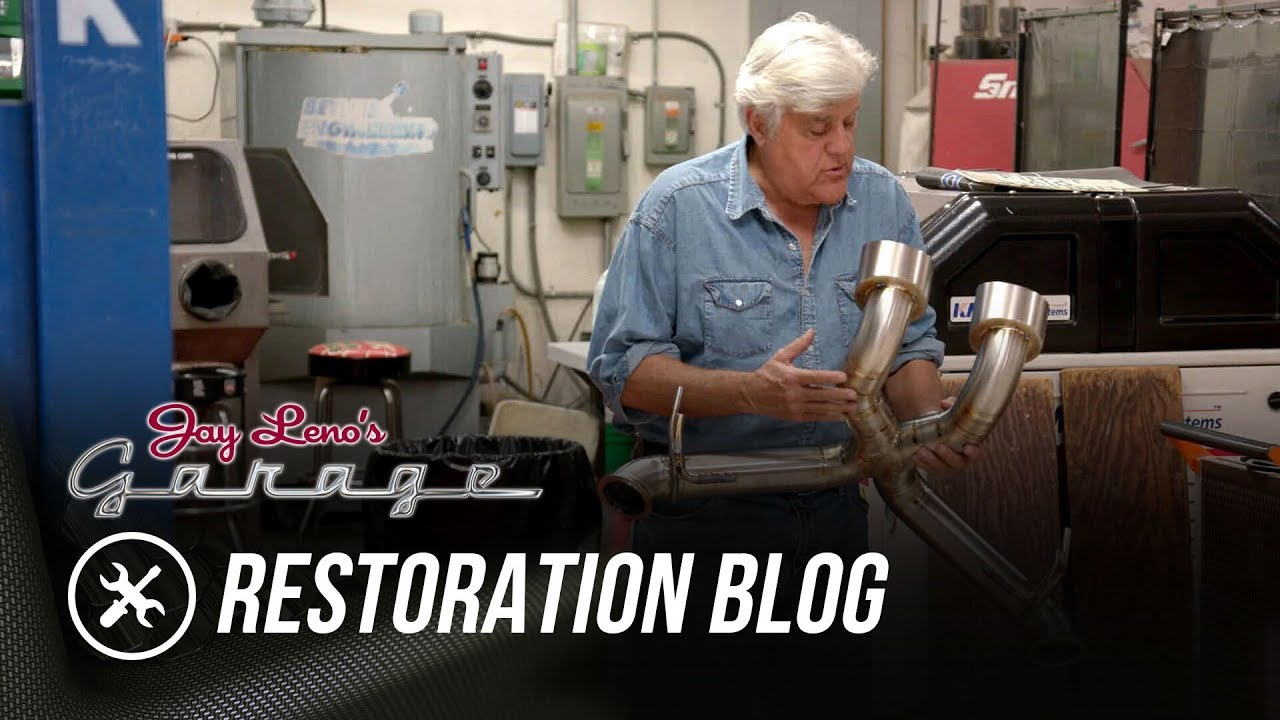 Restoration Blog: April 2020 - Jay Leno's Garage