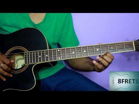 Duvvada Jagannadham-DJ-Gudilo BADILO - Guitar tabs- BEST LESSON