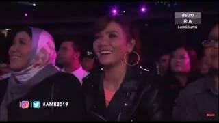 #AME2019   Ayda Jebat - Temberang + Let Kill This Love