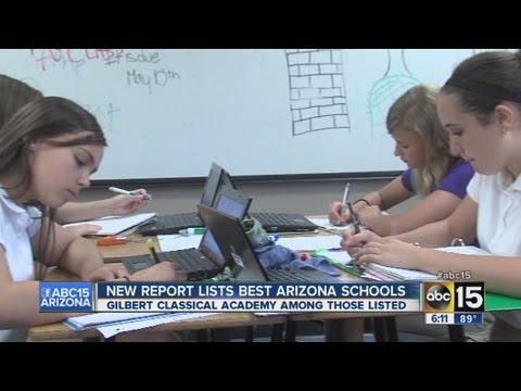 New report lists best Arizona schools