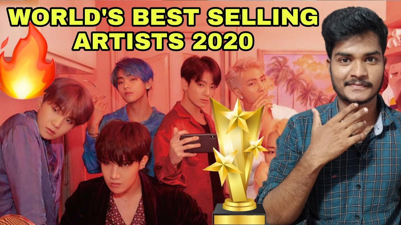 World's Best Selling Artists 2020 | BTS | BTS Tamil | Purple You | Life Goes On