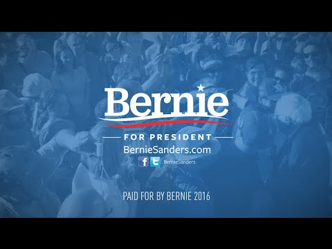 Progress | Bernie Sanders