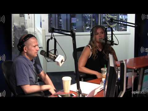 Ronda Rousey slept in her car after Olympics - @OpieRadio @JimNorton