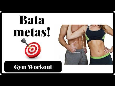 Tenha o corpo perfeito usando o Gym Workout