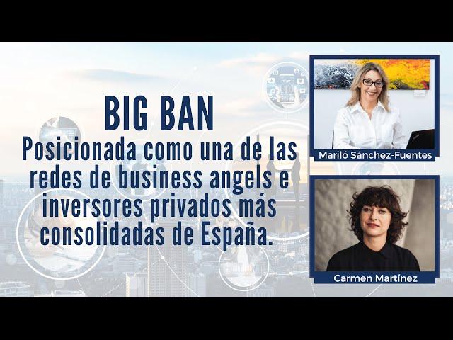 BigBan: Aprende a financiar tu negocio con Business Angels