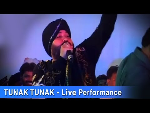 Tunak Tunak   Performance At Nakodar  Daler Mehndi  DRecords