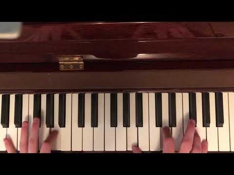 Justin Bieber - Overboard (Piano Cover)