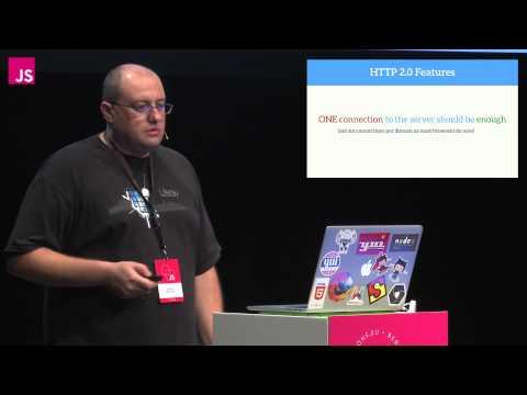 Iliyan Peychev: HTTP 2.0 and QUIC - protocols of the (near) future | JSConf EU 2014