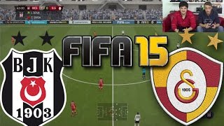 Beşiktaş - Galatasaray Haftanın Maçı FIFA 15