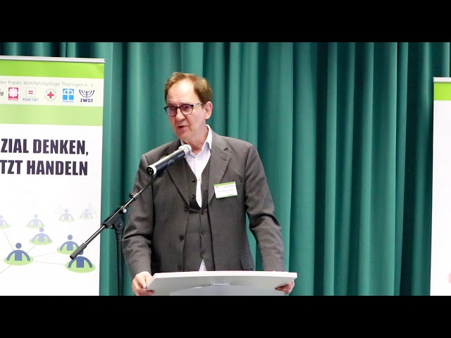 Teilhabe durch Teilnahme, Prof. Dr. Michael Opielka, Fachtag Jena 5.11.2019