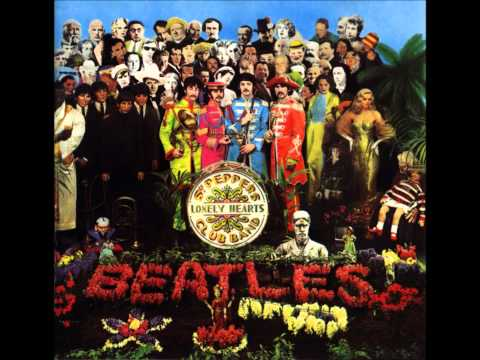 Клип The Beatles - Sgt. Pepper's Lonely Hearts Club Band (Reprise)