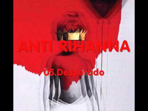 Rihanna - Desperado (Official Audio)