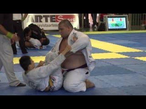 Joao Miyao x Otavio Nalati - Final Absoluto Roxa - Paulista 2012