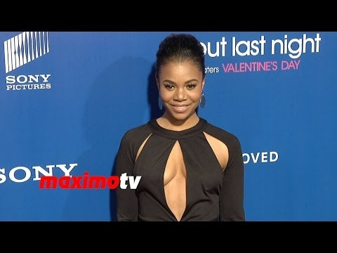 "Regina Hall ""About Last Night"" Los Angeles Premiere Red Carpet Arrivals"