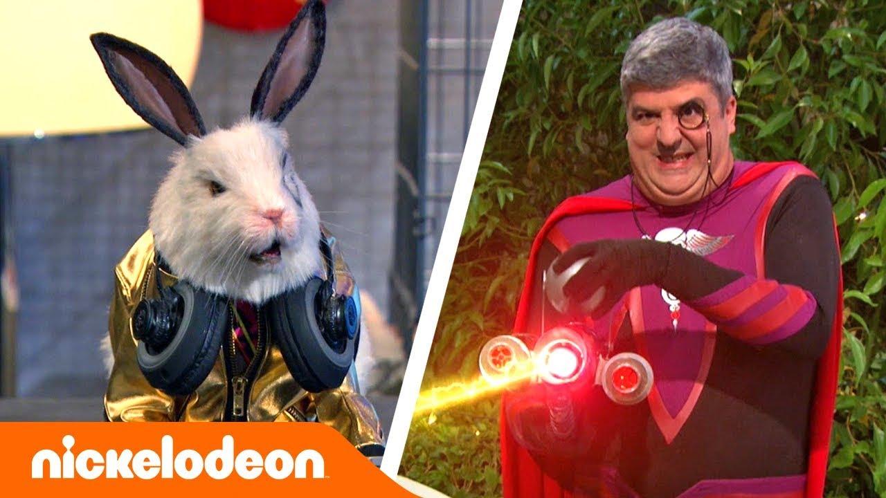 Грозная семейка | Лучшие моменты с Доктором Колоссо ? | Nickelodeon Россия