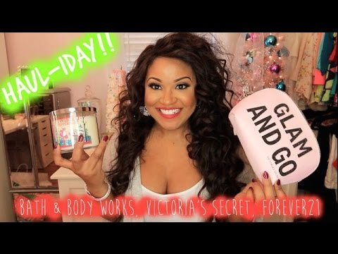 HAULiday | Victoria's Secret, Forever 21, Bath & Body Works!!