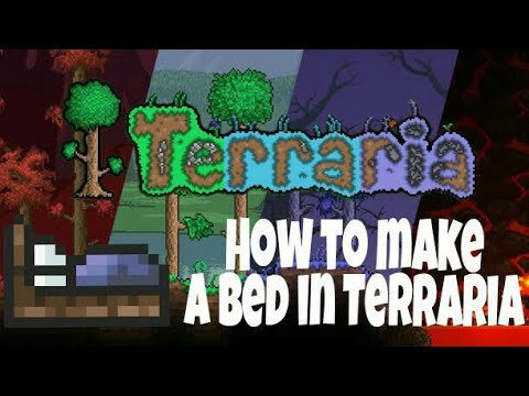 How To Make Bed In Terraria