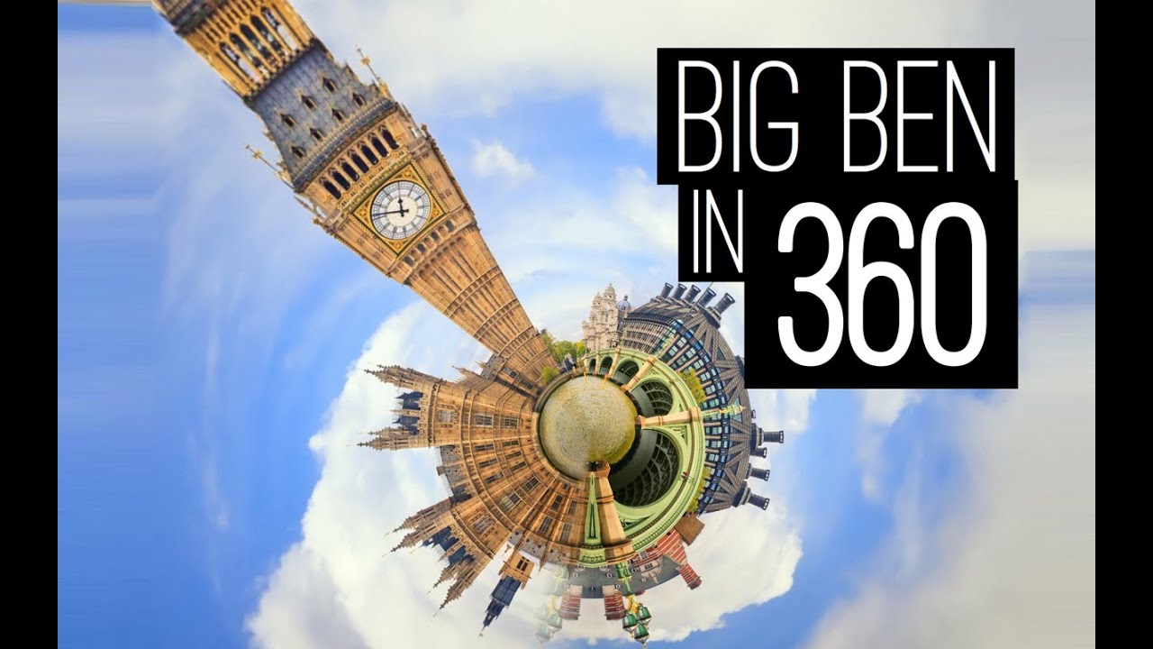 experience london u0027s big ben 360 youtube
