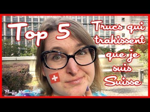 Top 5 des trucs qui me trahissent en tant que suisse en France