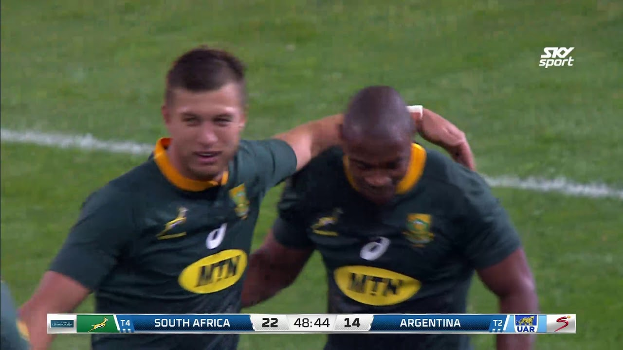 HIGHLIGHTS:  South Africa v Argentina First Test - 2018